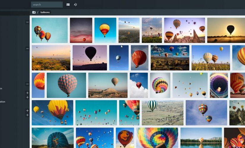 Files Photo Gallery 单文件PHP目录程序